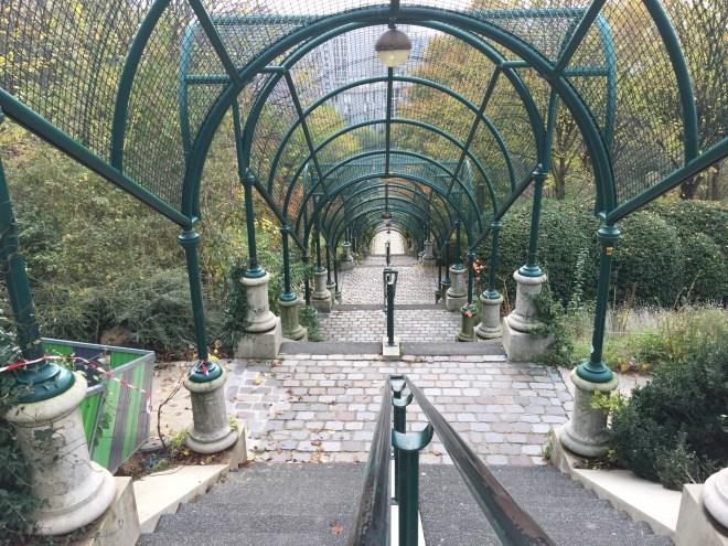 Parc Belleville