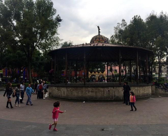 Coyoacan inMexico City