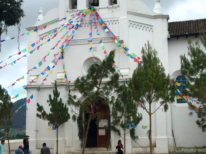 Church in Zinacarten