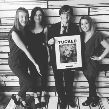 #Team Tucked – Alice Freeman; Josie Tague, Aiden Dalby and Iga Kozakiewicz-Schlegel