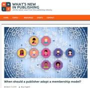 Membership article - WNIP