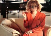 BLACK WIDOW, Theresa Russell, 1987. ©20th Century-Fox Film Corporation, TM & Copyright