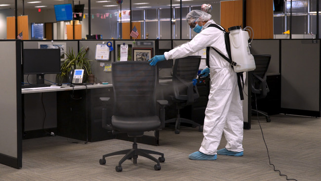 Los Angeles Disinfection Services - The Maid Squad