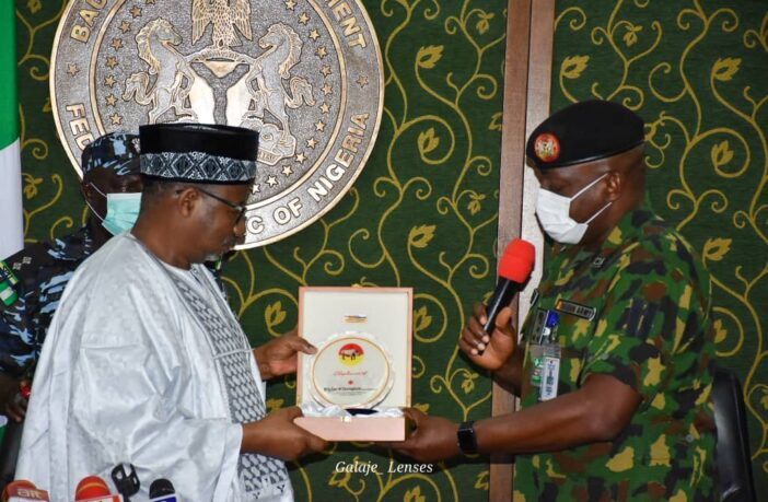 Gov Bala Pleas With Nigerian Army To End Robbery On Bauchi – Jos Road