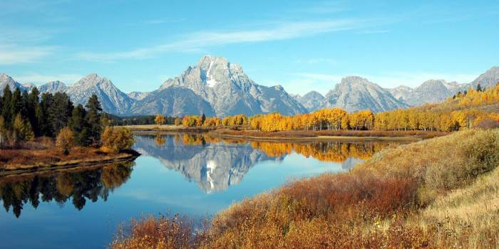 Grand Teton National Park in Jackson, WY
