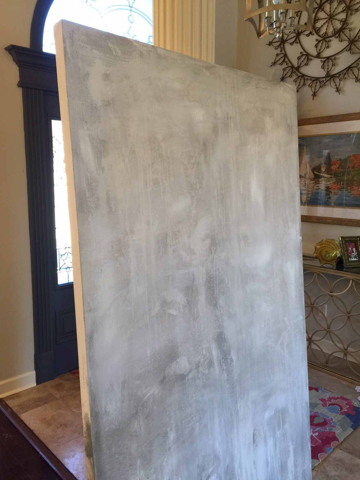 My Super Easy Diy Canvas Painting The Majestic Mama