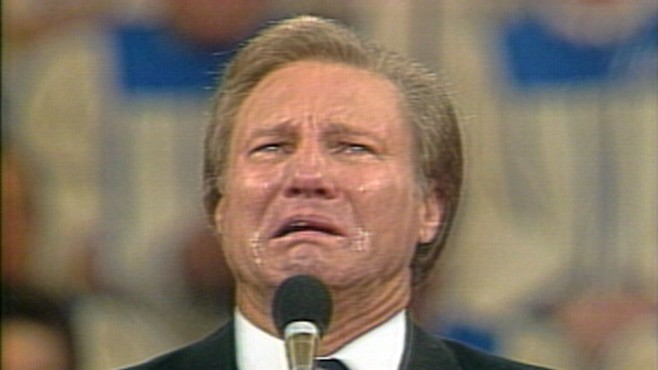 What Jimmy Swaggart can teach us about the Holy Spirit