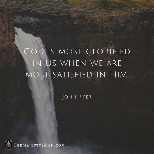John Piper Quotes Delectable John Piper On Purpose Of Life And Happiness [Quote] The