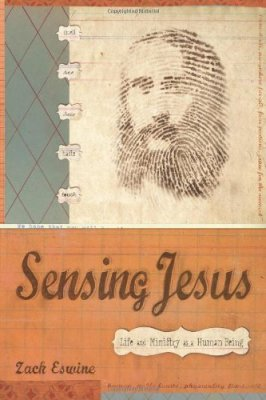 reading sensing jesus book together cover image