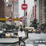 jesus offers best better than world busy street image