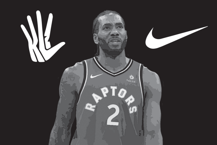 Kawhi Leonard Is Suing Nike Over His Klaw Logo