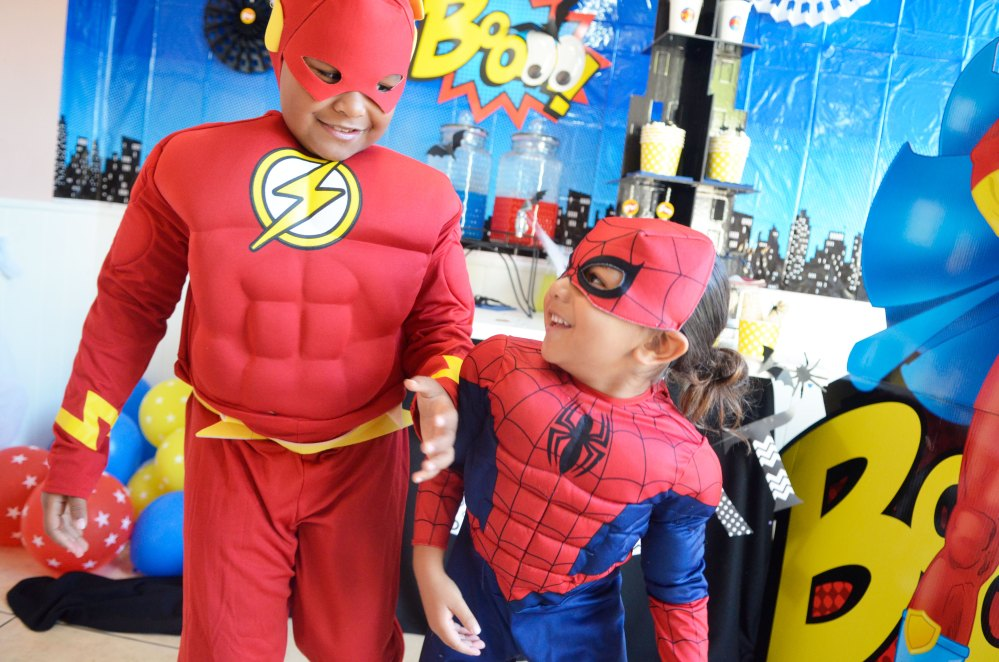 Kids need a SUPER cool Halloween Costume?!