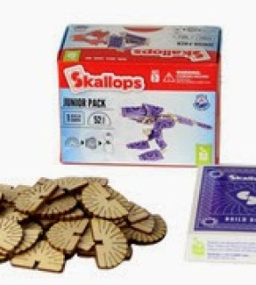 Skallops are one of many great STEM gifts for kids