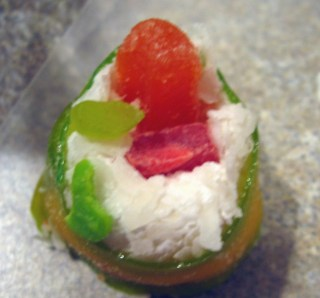 Candy sushi recipe from TheMakerMom.com
