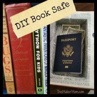 DIY Book Safe