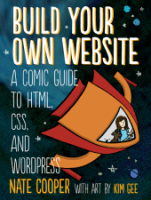 Build Your Own Website Comic Book reviewed on The Maker Mom