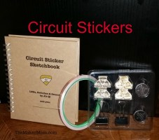Circuit Stickers Review: Easy Electronics Basics for All!