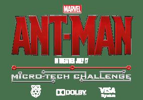 Ant Man Micro Tech Challenge