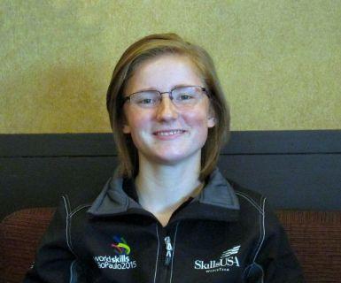 Meet welder Erica Heckman on STEM Girl Friday at www.TheMakerMom.com.