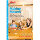 Books Make Great Gifts! Making Makers by AnnMarie Thomas.