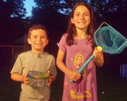 Meet the Maker Kids Cecilia and Jeremy