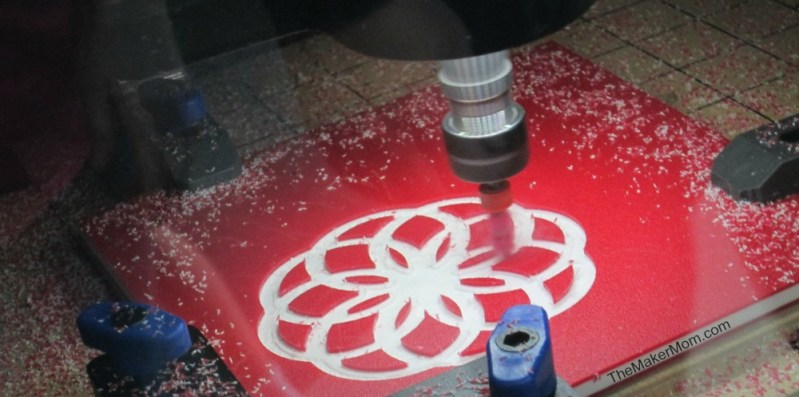 Make a Fidget Spinner with The Maker Mom