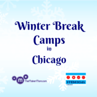 Winter Break STEM Camps in Chicago