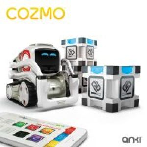Cozmo Robot for kids reviewed on TheMakerMom.com
