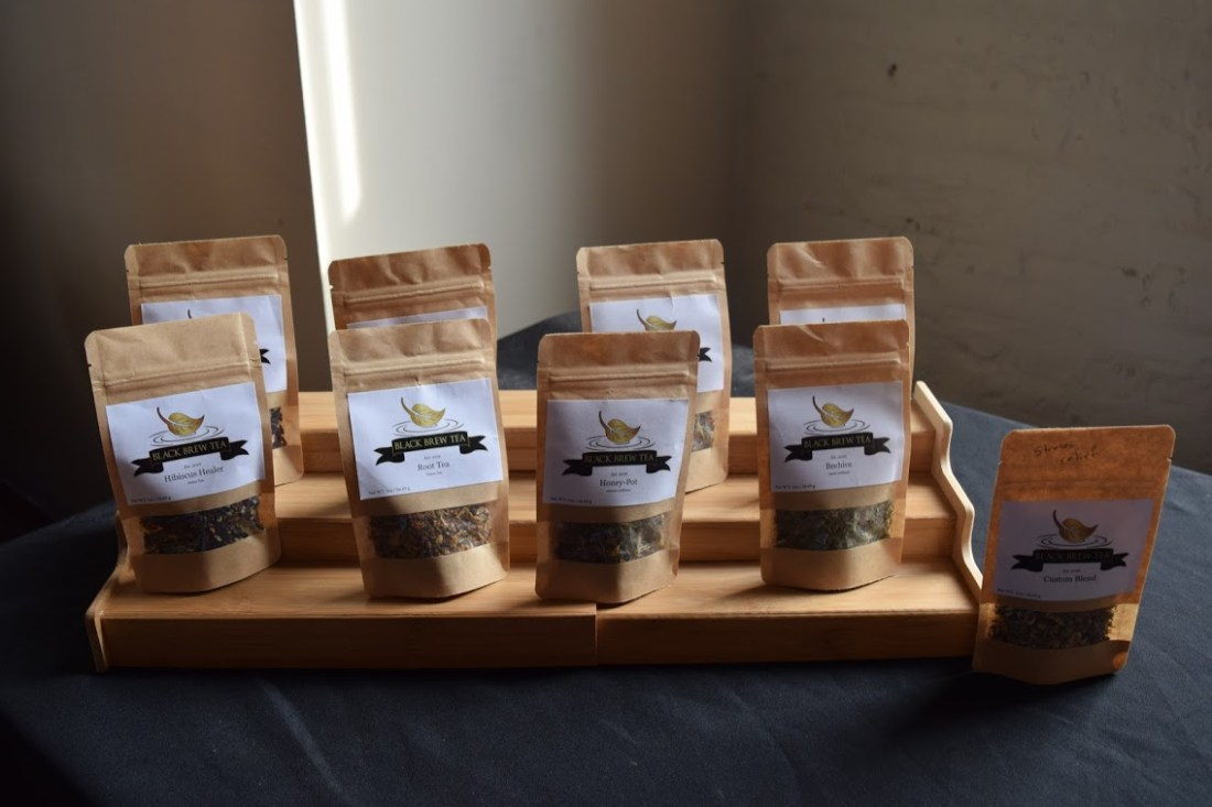 Black Brew Tea Products