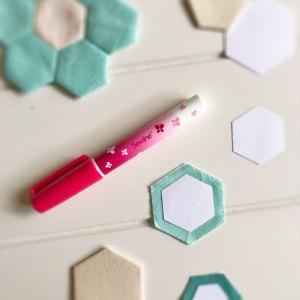 Sewline Fabric Glue Pen - English Paper Piecing