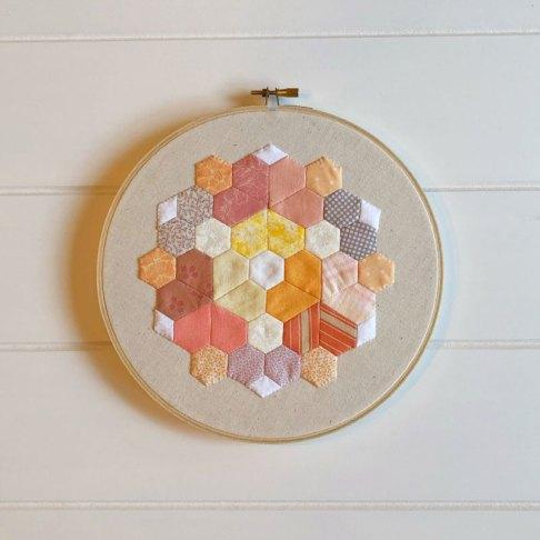 Rosehip Tea Rosette Pattern - The Maker's Stash-01