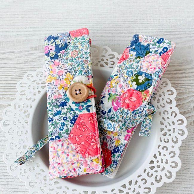 Essential Sewing Wrap Pattern - Zoe Mayson
