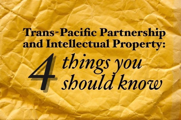 TPP and IP