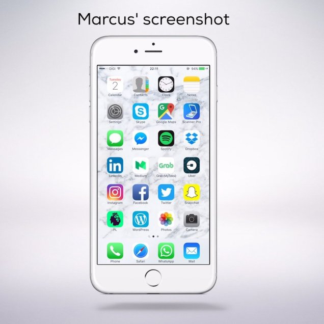 Marcus phone