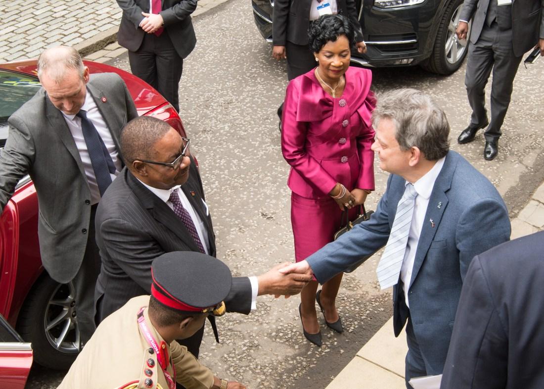 18 - 110 Malawi Presidential visit0011