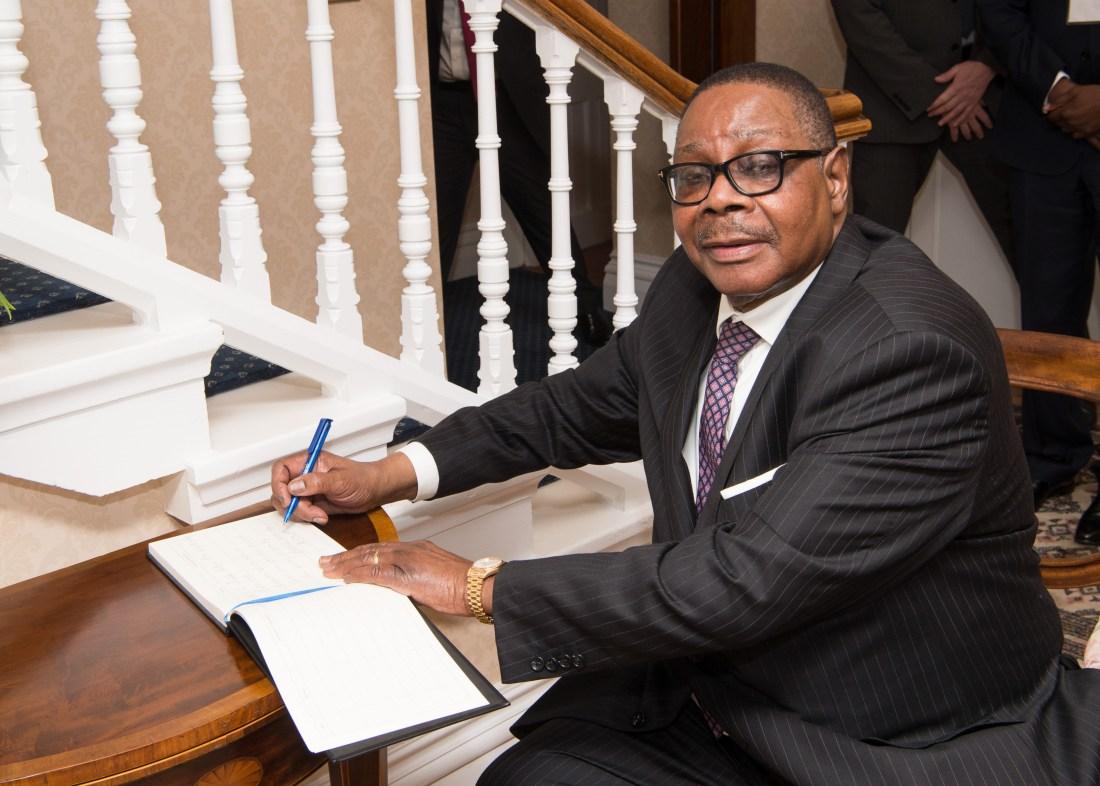 18 - 110 Malawi Presidential visit0044