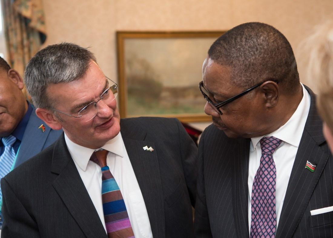 18 - 110 Malawi Presidential visit0303