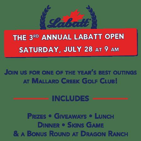 Labatt Open