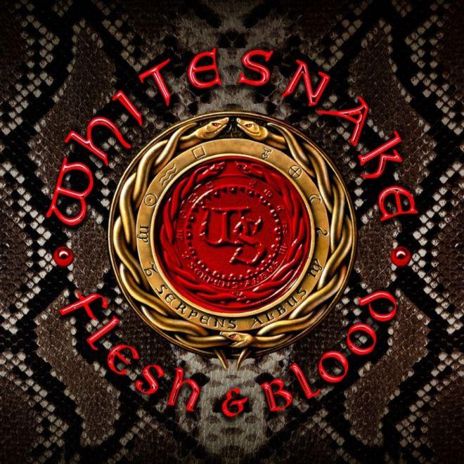 """Skivrecension: Whitesnake – """"Flesh & Blood""""."""