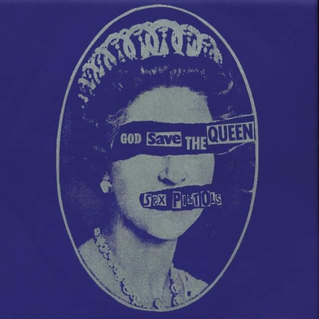"""""""The Sex Pistols – God Save The Queen – 1/14/1978 – Winterland (Official)""""."""