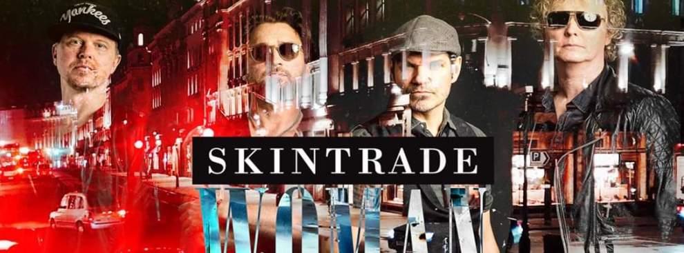 """Skintrade bjuder in till releasefest av nya singeln """"Woman"""". Första spelningen i Stockholm på två år!"""