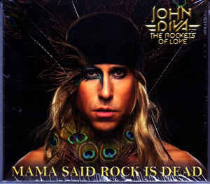 "Ny Video: ""JOHN DIVA & THE ROCKETS OF LOVE ""Rocket Of Love"" (Official Video)""."