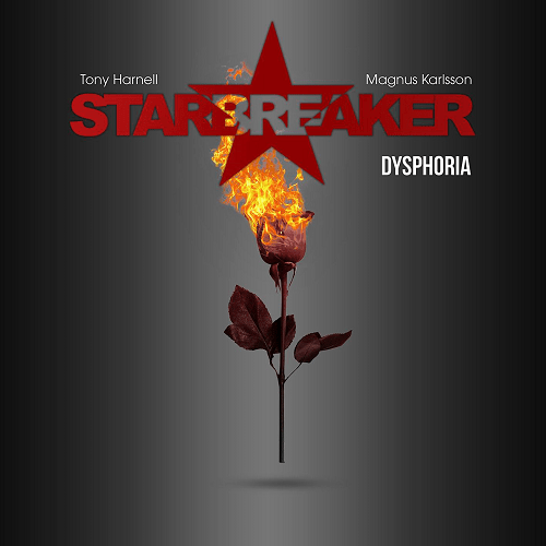 """Ny Video: """"Starbreaker feat. Tony Harnell & Magnus Karlsson – """"How Many More Goodbyes"""" (Official Music Video)""""."""