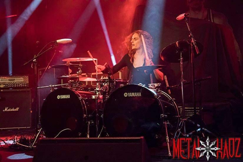 Deathstars bekräftar Marcus Johansson som trummis över sommarens festival säsong.