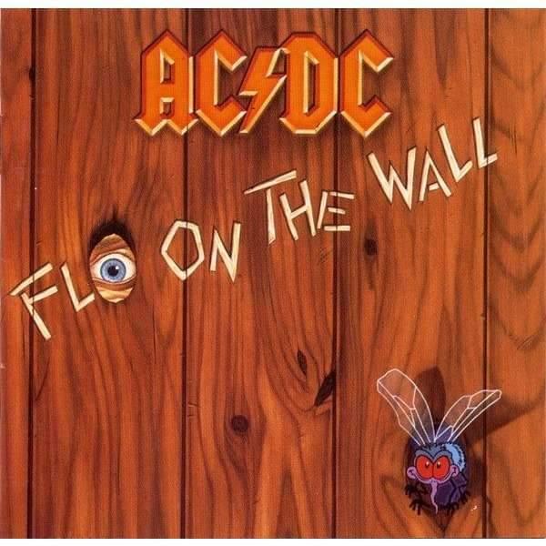 """AC/DC – """"Fly On The Wall"""" 34 år."""