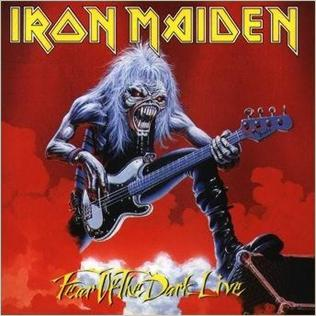 """Iron Maiden – """"Fear Of The Dark"""" Pipe Organ Cover!"""
