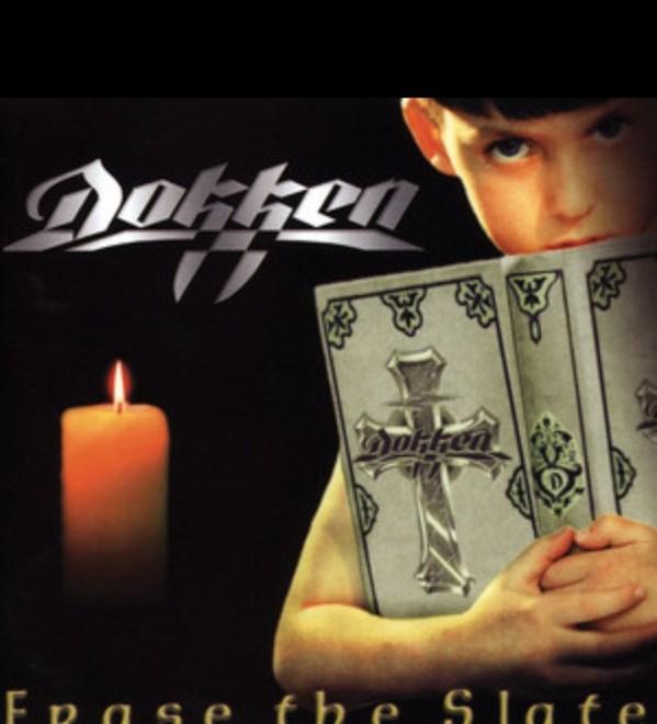 """Dokken – """"Erase The Slate"""" 20 år."""