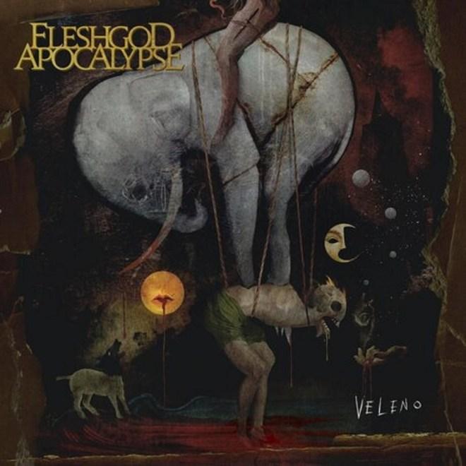 Skivrecension: Fleshgod Apocalypse – Veleno.