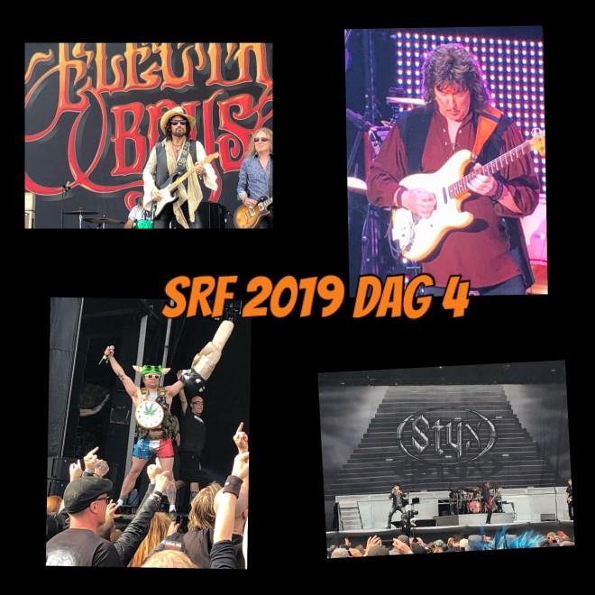 Sweden Rock Festival 2019. Dag 4, 2019-06-08