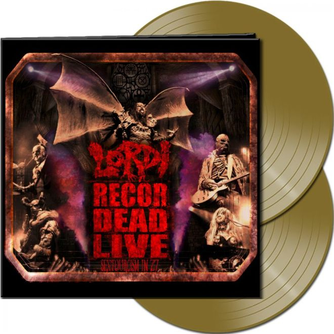 """Ny Video: """"LORDI – Devil Is A Loser Live at Z7 (2019) // Official Live Video // AFM Records""""."""